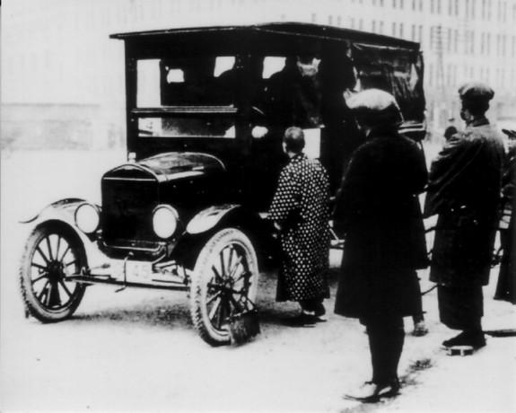 1 сентября в истории транспортной отрасли