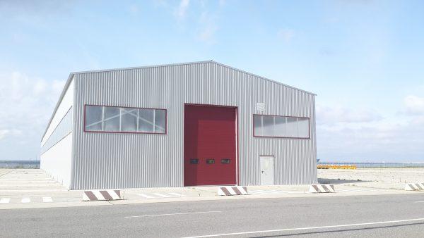 Новый склад на УЛКТ