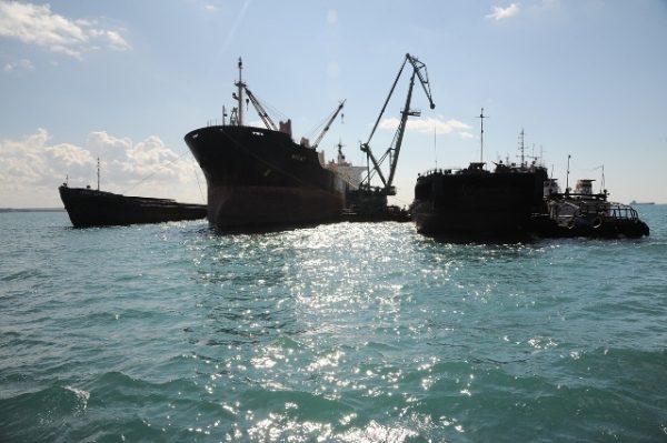 О простоях в порту Кавказ