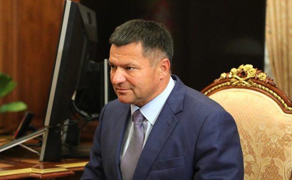 Гендиректор Росморпорта – ВрИО губернатора Приморского края