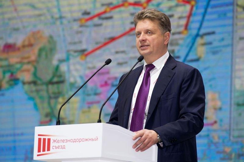 М.Соколов о развитии жд инфраструктуры