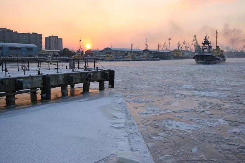 Зимняя надбавка на Петербург