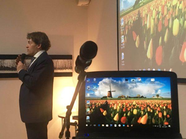 Голландская встреча по морской логистике
