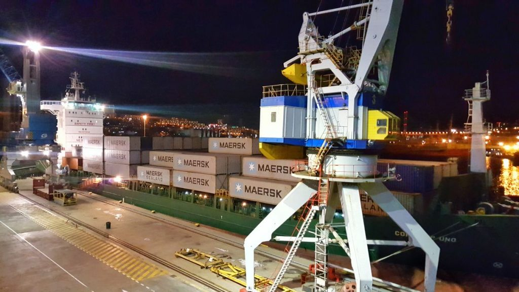 Maersk Launches Service for Lorus SCM Terminal     SeaNews