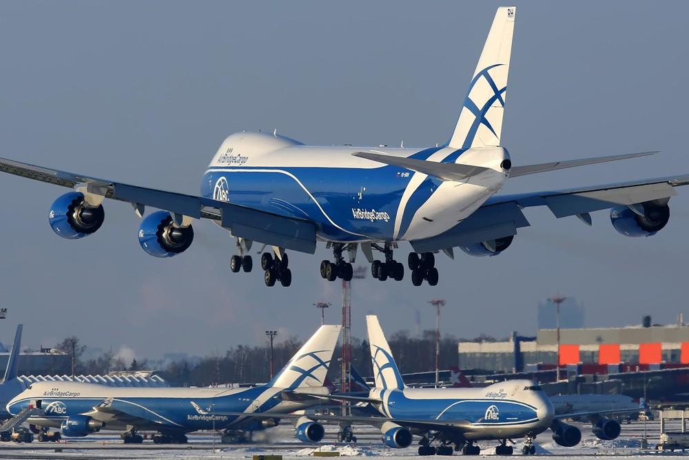 AirBridgeCargo увеличила объем перевозок