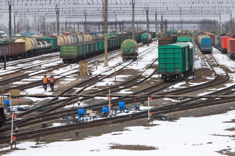 НаСвердловской железной дороге увеличилась погрузка