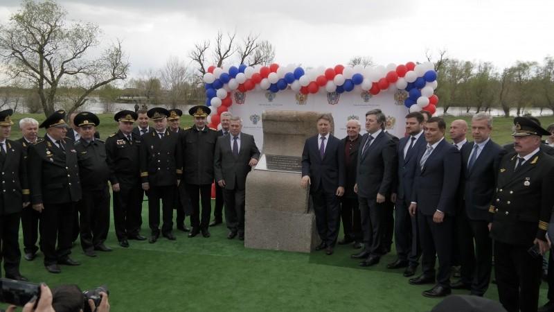 Началось строительство Багаевского гидроузла