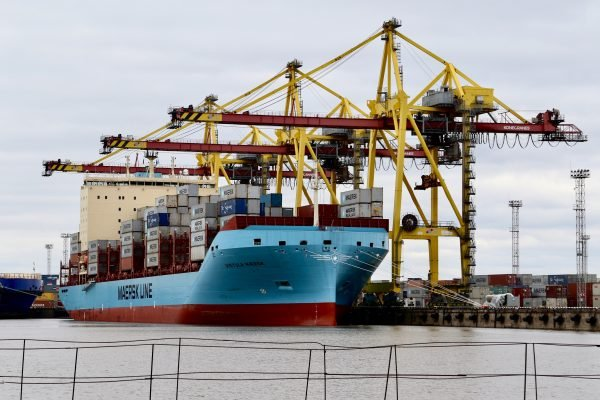 Seago Adds New Ice-Class Vessel on St. Petersburg Service
