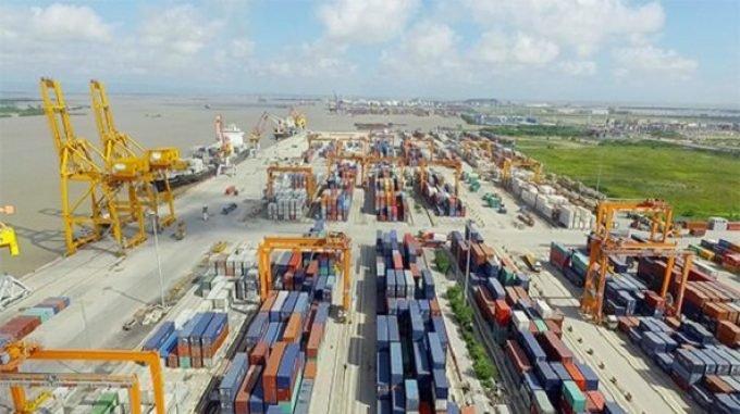 Новый контейнерный терминал во Вьетнаме