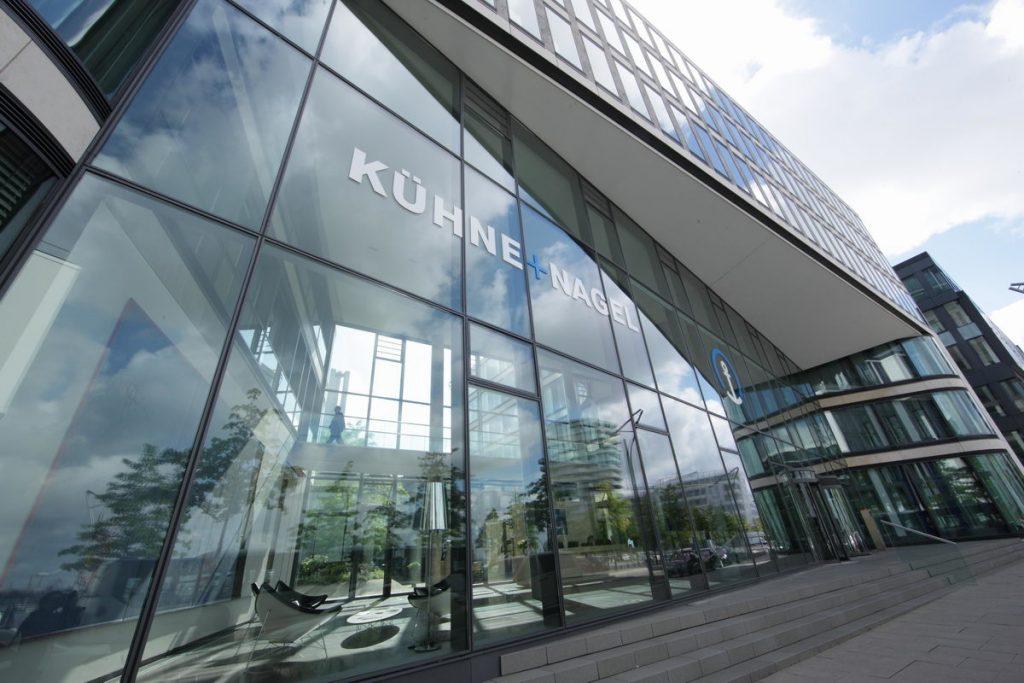 Kuehne + Nagel подсчитал деньги и грузы