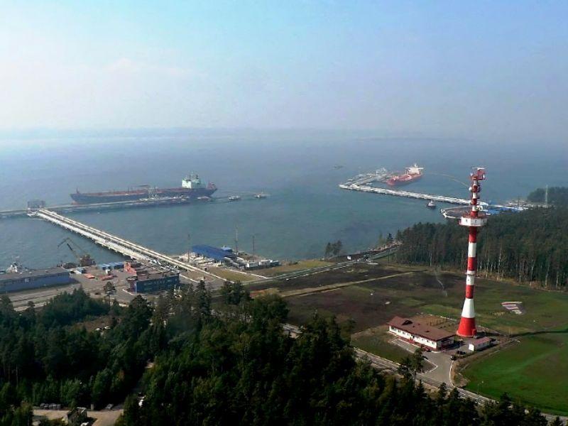 Скидки судам на СПГ в российских портах