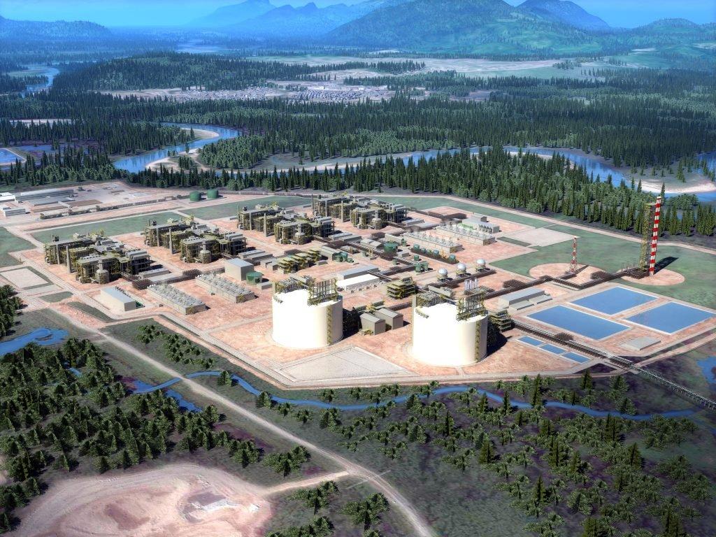 Новый газовый проект в Канаде