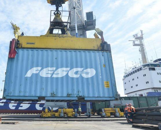 FESCO доставила зерно из Сибири в Китай