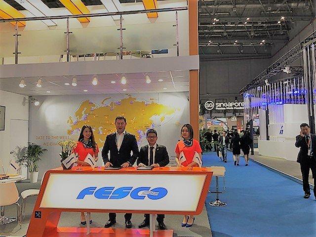 FESCO и TIEDADA запустят онлайн-платформу