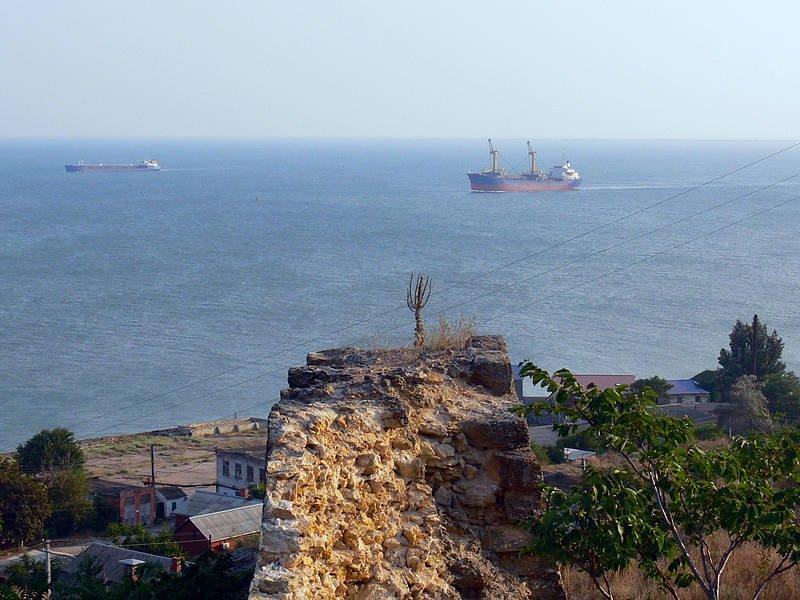 Росморречфлот опроверг заявление о блокировании украинских портов