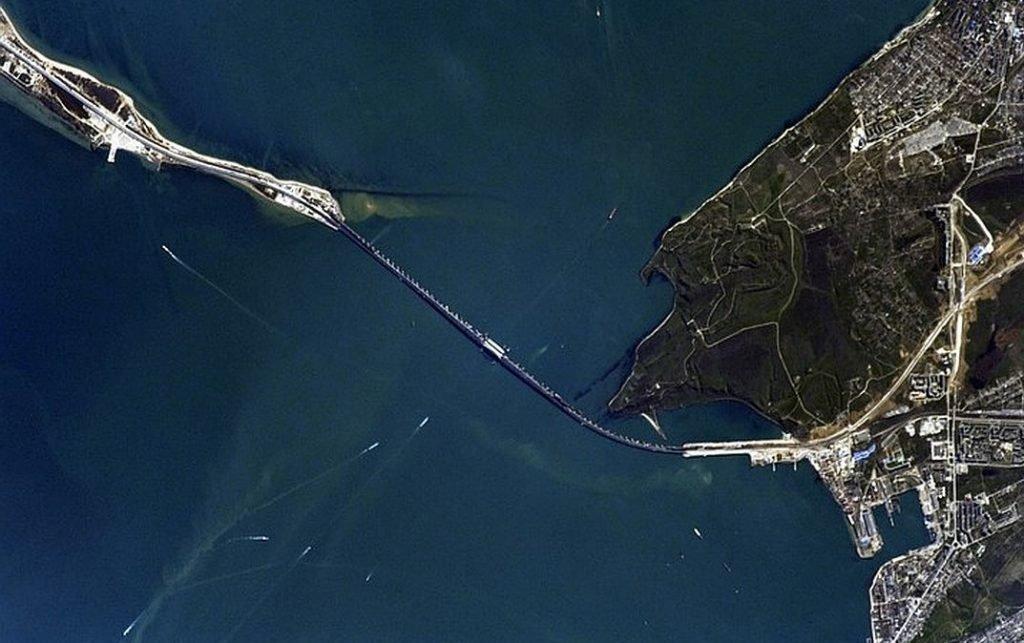 Про судоходство в Керченском проливе