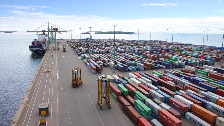 Все порты Финляндии