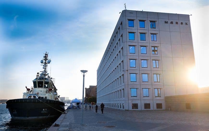 Maersk увеличил выручку на треть