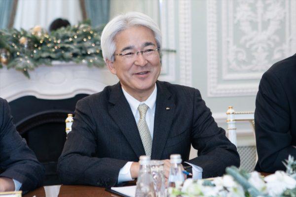 Itochu подписался на «Балтийский СПГ»