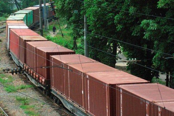 Железнодорожные контейнеры
