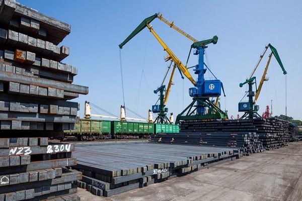 Экспорт черных металлов