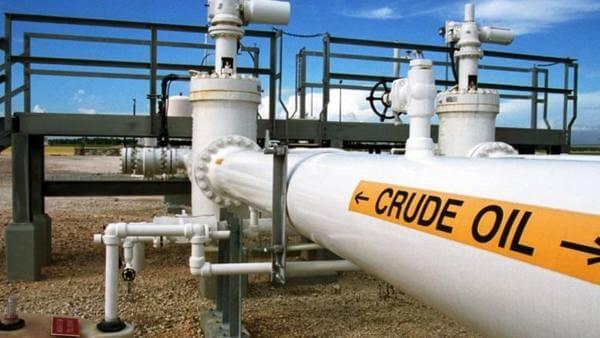 Крутое пике цены на нефть