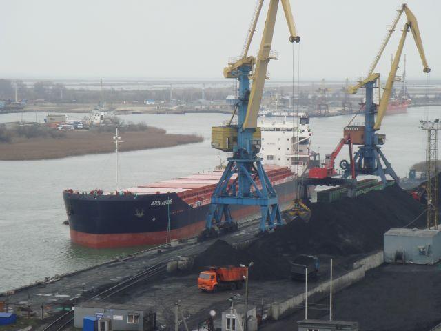 Экспорт угля и кокса