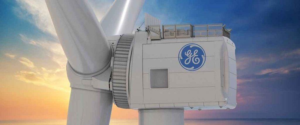 Самый большой в мире ветрогенератор