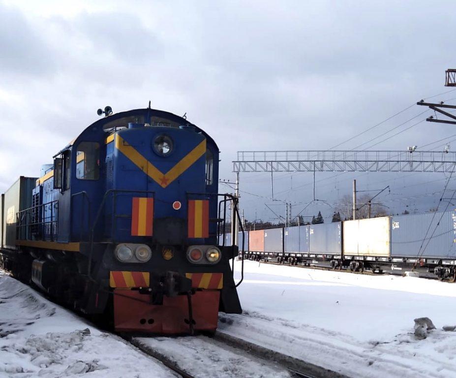 Поезд Москва – Иркутск идет по расписанию