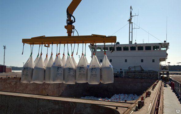 Экспорт минеральных удобрений