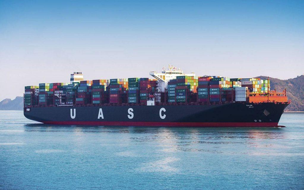 Трансформация контейнеровозов Hapag-Lloyd