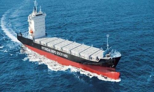 Корея разрабатывает безбалластные контейнеровозы