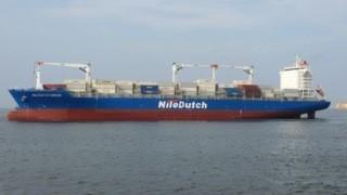 Nile Dutch добавляет в ротацию порт Тема (Гана)